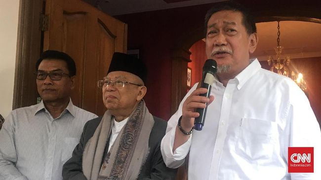Soal Isu PKI, Timses Jokowi-M'aruf Bakal Temui Ulama di Jabar