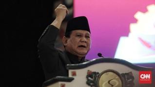 Prabowo Sebut Susi Bisa Dicopot karena Ungkap Kerugian Negara