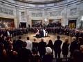 Obama dan Bush 'Sindir' Trump yang Absen di Pemakaman McCain