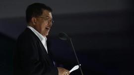 JK Anugerahi Polri dan Kejagung Lembaga Bebas dari Korupsi