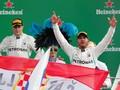 Menangi GP Singapura, Hamilton Jauhi Vettel di F1 2018