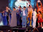 Jack Ma Meriahkan Panggung Penutupan Asian Games 2018