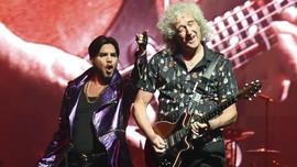 Band Queen Umumkan Film Dokumenter Baru Bareng Adam Lambert