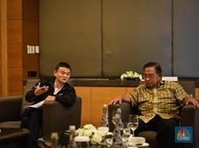 Jack Ma Puji Kesuksesan RI Gelar Asian Games 2018