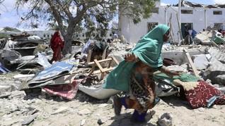 Bom Mobil Meledak di Somalia, Enam Tewas