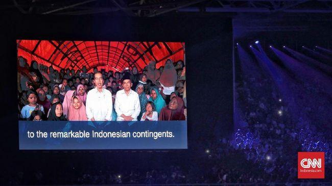 Kritik Roy Suryo dan Poin untuk Jokowi di Lombok
