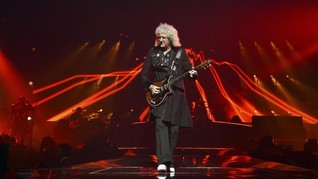 Lagu Baru Brian May Iringi Misi 'New Horizons' NASA