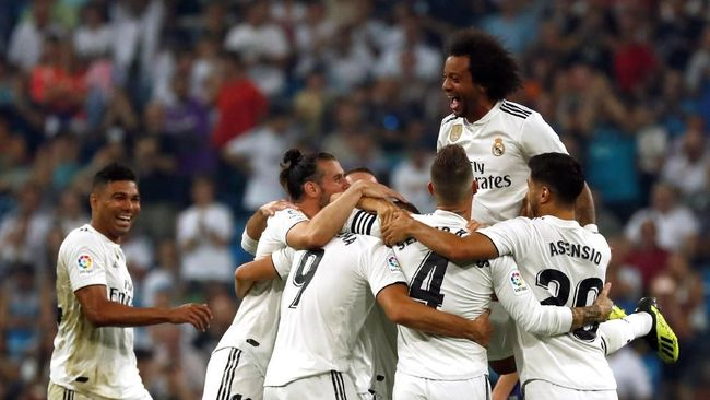Prediksi Real Madrid vs AS Roma di Liga Champions
