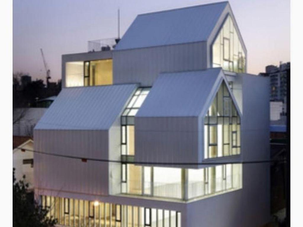 Mengintip Gedung Futuristik Milik G-Dragon Seharga Rp 122 Miliar