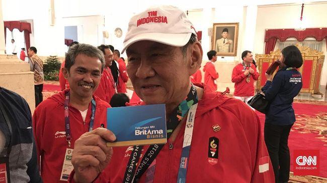 Asian Games: Terinspirasi Jafro, Belajar dari Bambang Hartono