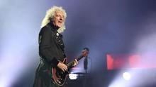 Gitaris Queen Brian May Sempat Kena Serangan Jantung Kecil