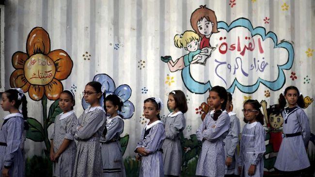 Kepala UNRWA: Pengungsi Palestina Tidak Bisa Dihapus
