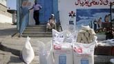 Amerika Serikat mendukung tuduhan Israel bahwa UNRWA membuat konflik Timur Tengah abadi dengan mempertahankan ide bahwa sebagian besar warga Palestina adalah pengungsi yang memiliki hak kembali ke rumah mereka yang kini menjadi Israel. (REUTERS/Ibraheem Abu Mustafa)