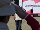 FOTO: Jokowi 'Kick Off' Rekonstruksi Lombok Pasca-Gempa