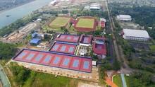 Jakabaring Sport City Akan Disulap Jadi Pusat 'Watersport'