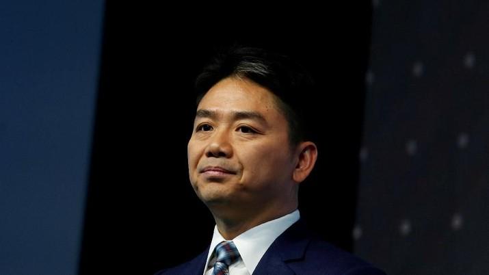 Liu, yang memiliki nama China Liu Qiangdong, dibebaskan pada Sabtu (1/9/2018) tanpa tuntutan.