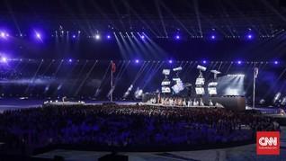 Sri Mulyani Beberkan Alokasi Dana APBN untuk Asian Games 2018