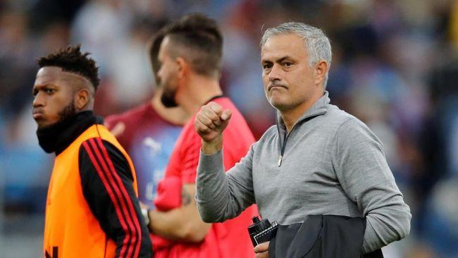 Mourinho Menolak Kembali Melatih Madrid