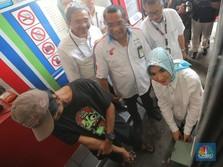 Jokowi Naikkan Harga Bensin Premium, Pertamina: Alhamdulillah