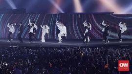 Salam Rindu dari Super Junior Usai Tampil di Asian Games