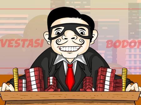 Daftar 99 Investasi Bodong Modus Busuknya Jebak Warga