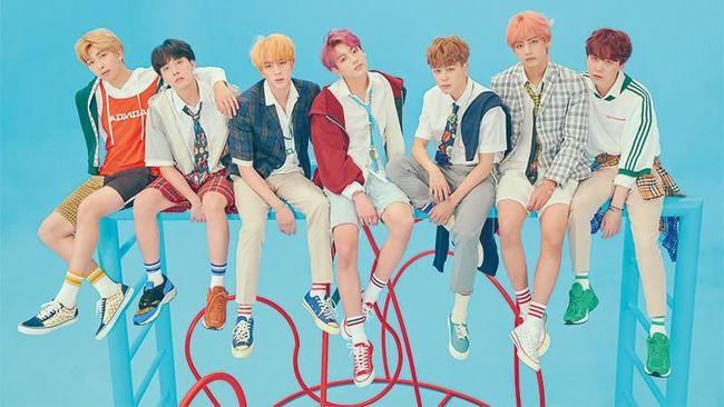 BTS Putuskan 'Cuti' Bermusik