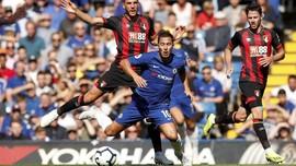 Dilema Hazard: Bertahan di Chelsea atau Hijrah ke Real Madrid