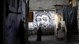 FOTO : Amerika Setop Bantuan untuk Pengungsi Palestina