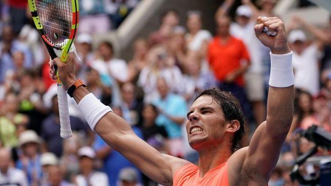 Nadal dan Serena Williams ke Perempat Final AS Terbuka