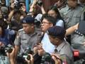 VIDEO: Jurnalis Peliput Rohingya Divonis Tujuh Tahun Penjara
