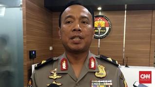 Polisi Duga Teroris Sleman Berniat Teror Natal dan Tahun Baru