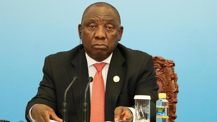 Ekonomi Afrika Selatan mulai goyah setelah ekonomi negara tersebut mengalami kontraksi pada kuartal II-2018