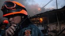 Pasar Majene Terbakar, Kerugian Ditaksir Capai 1 Miliar