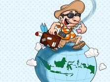 Ini Alasan Turis Malaysia Hobi Wisata ke Indonesia