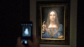Lukisan Termahal Dunia Berlayar di Kapal Pangeran Arab