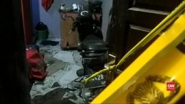 VIDEO: Ledakan Terjadi di Indekos di Sukabumi