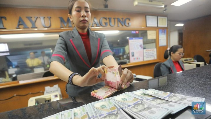 Gara-gara China, Rupiah Tambah Menderita
