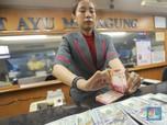 Penutupan Pasar: Rupiah Melemah ke Rp 14.220/US$
