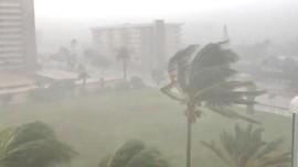 Seorang Anak Tewas Akibat Badai Gordon Landa Pantai Barat AS