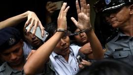PBB Anggap Myanmar Kekang Kebebasan Pers