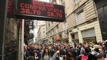 Buntut Krisis Ekonomi, Menkeu Argentina Mengundurkan Diri