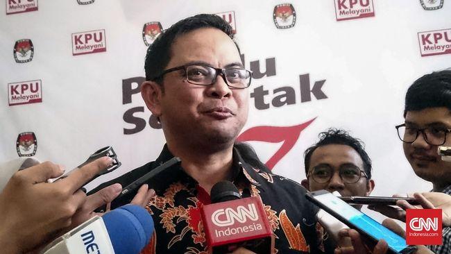 KPU soal Prabowo Unggul di Situs Resmi: Belum Final