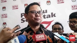 Komisioner KPU: Mikir Gitu Kalau Mau Bilang Kami Curang