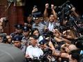 Dapat Amnesti, 2 Jurnalis Reuters Ditahan di Myanmar Bebas