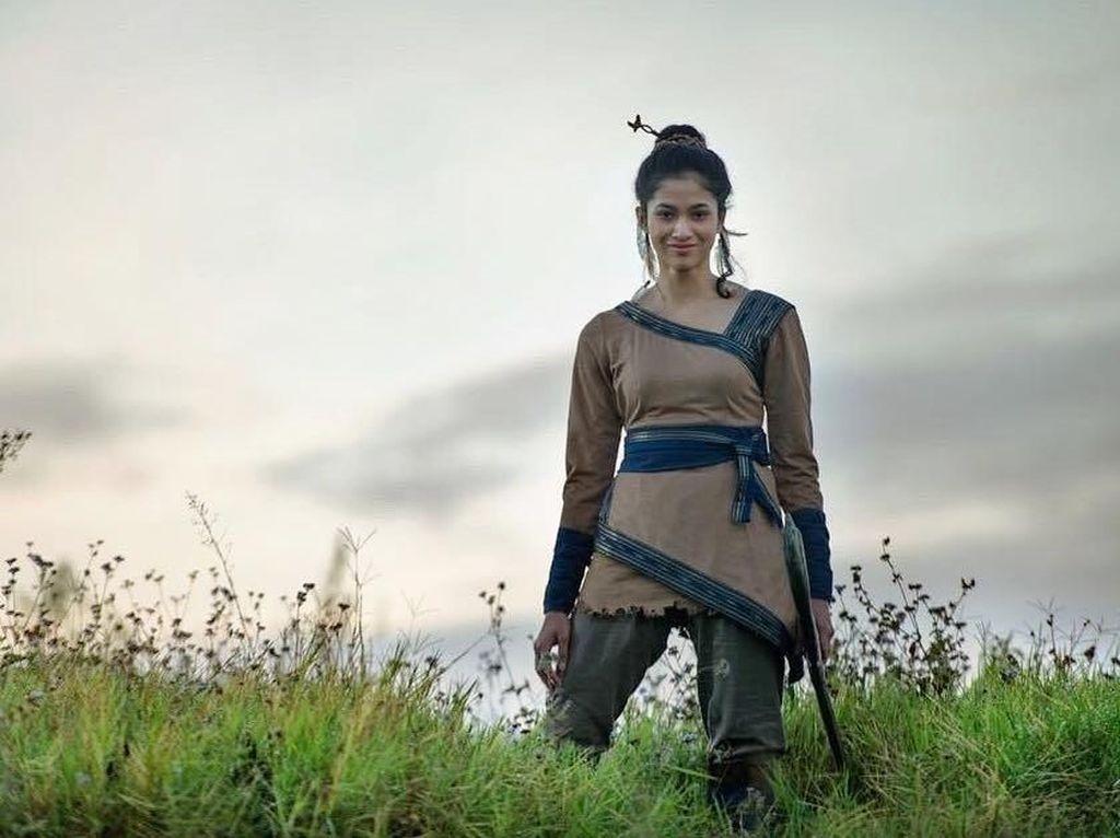 Terpana Pesona Aghniny Haque, Atlet Taekwondo Cantik Pemain Wiro Sableng