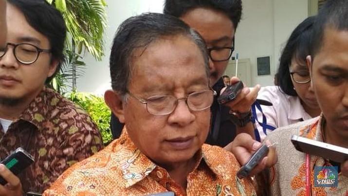 Tingkat inflasi di Indonesia saat ini cukup terkendali dalam rentang 3,5%.