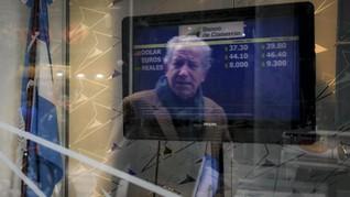 Resesi Ekonomi Jadi 'Wabah' Menular Sepanjang Tahun Ini