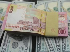 Rupiah Vs Dolar AS 3 Bulan ke Depan: Rp 14.800-Rp 15.200/US$