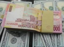 Pukul 14:00 WIB: Rupiah Masih Kuat di Rp 14.145/US$