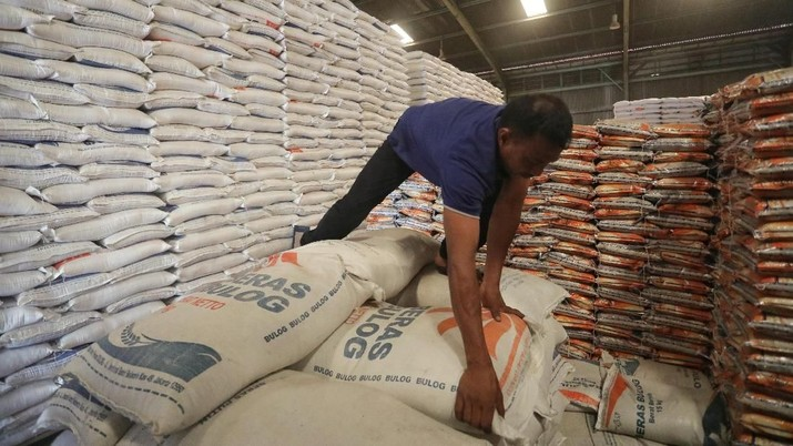 Kenaikan harga beras akibat naiknya harga gabah kering panen dan gabah kering giling.